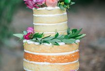 Wedding Cakes // All Things Sweet / Wedding cakes, cupcakes and all things sweet!
