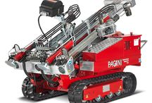 Sonda PAGANI TG 63-150/200 / Samobieżna sonda statyczna PAGANI model TG 63-150/200