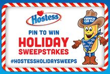 Hostess Holiday Sweepstakes / by Annemarie Zito