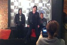 Behind the Scenes / by Goo Goo Dolls