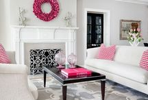 Living Room Colors by Elle