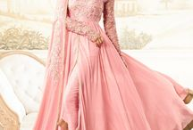 Heavy Embroidered Suits & Gowns for women