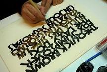 Calligraphy and Creative Writing