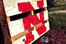 DIY / DIY projects for Game Day or just to show off your Husker spirit year round!