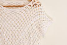 crochet: clothing