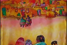 Color Schemes: Navajo Lands / by Carol Simmons