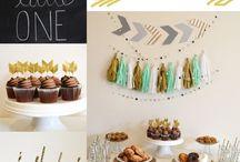 Birthday ideas / 1st birthday