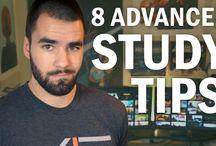 Study Skills / A collection of study skills and tips