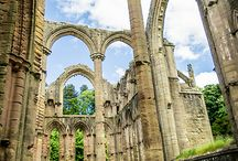 NT Fountains Abbey & Studley Royal