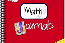 Math Journals & foldables