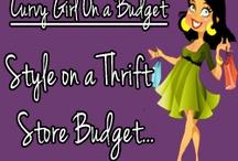 Curvy Girl On a Budget Blog