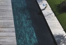 Particolari piscine