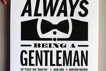 Bring back the gentleman