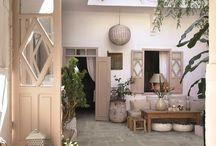 Balcony/outdoor / Praktiskt, snyggt och oerhört tåligt, ta med klinkern ut på din balkong.