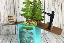 Explosion Boxes & Stampin Up!