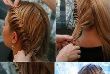 Hairstyles / by Tylynn Tyszka