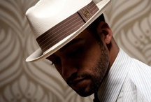 Fedoras / Stylish Hats 4 Men / by Williece Magee
