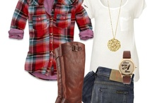 Clothes I would totally wear / by Darci Utt