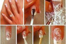 hairs,hina and nails