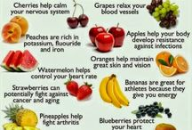 Fit Fruit Foods / by DeAnna Shugars