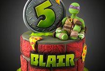 birthday cake_Turtles