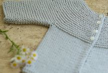 Baby Knits / Knit designs for babies, toddlers and the little ones we love!