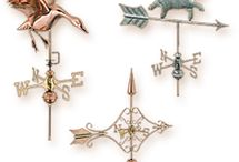 Weathervanes & Finials