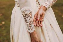 Novias de manga larga / Si tienes que escoger las mangas de tu vestido aquí tienes algunas ideas