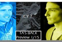 Preview2 / NewSeason. . .Jan22 theaisles.blogspot.com / by J-Michael Morris