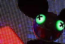 Music ~ LEDs ~ spirits ~ night ~ glow ~ rave ~ clubbing