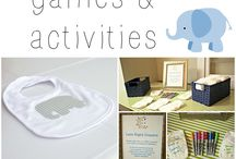 Lullaby Lane: Baby Shower Games / Loads of game ideas for a baby shower!