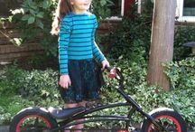 Детские велосипеды из металла