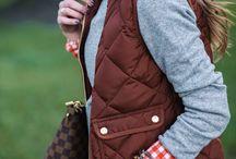 fall fashion / by Melanie Cantelmo