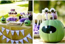 Monster's Inc Party / by Guru Donna Kay