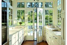 Kitchen window Style