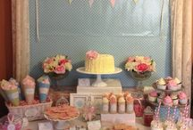 Shabby Chic Tea Party / by Fallon Dudley