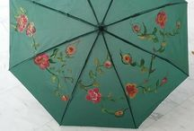 χειροποίητες ομπρέλες