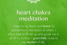 Affirmationer I love HEART chakra