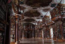 Paradise's Libraries! / Inspirational Libraries. / by Joseph Abboud