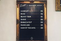 barber shop ideas
