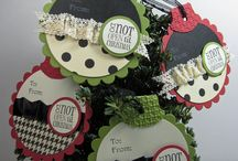 Christmas Cards, Tags, Crafts