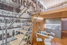 Loftové bydlení