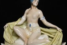 Karl Ens Porcelain Figurines