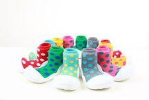 Attipas /  první botičky pro vaše dětičky