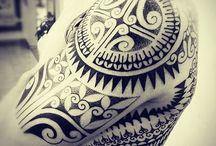Tattoos / Men arm