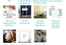 DIY Craft Blogs Awsome Linkups / Linkups, blog parties, bloggers, blogging