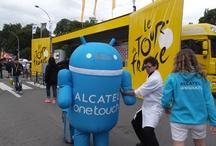 La Mascotte ONE TOUCH - Tour de France 2012 / La Mascotte dans tous ses états à l'occasion du Tour de France 2012 !