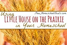 Homeschool: Little House On The Prairie Resources