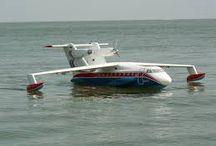 Future seaplane project