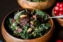 Recipes - salads / by Tara Thornberry